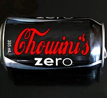 Chowini's Can drink Poster by chowini