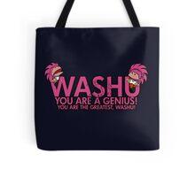 You're a genius, Washu!  Tote Bag