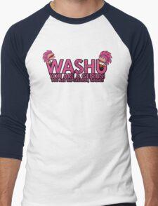 You're a genius, Washu!  Men's Baseball ¾ T-Shirt
