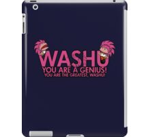 You're a genius, Washu!  iPad Case/Skin