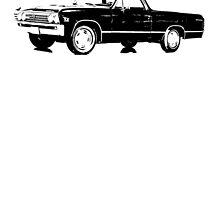 1967 Chevrolet El Camino by garts