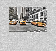 Yellow Taxis....New York City Womens Fitted T-Shirt