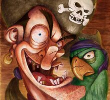 Pirates! by Alfonso Rosso
