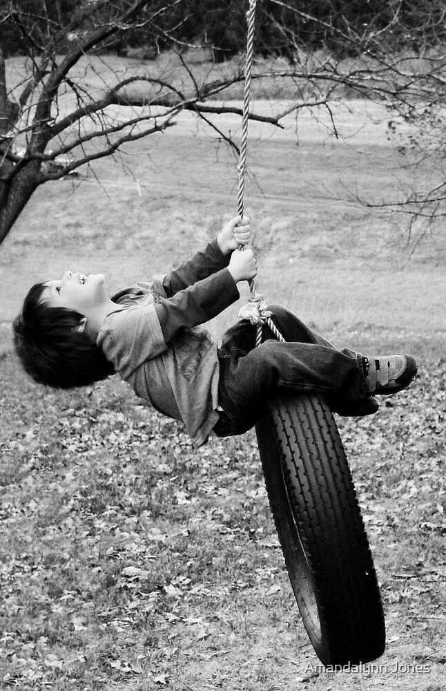 Childhood by Amandalynn Jones