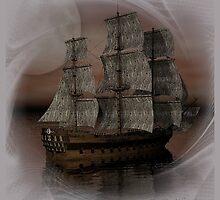 Sailor's Dream by Lisa  Weber