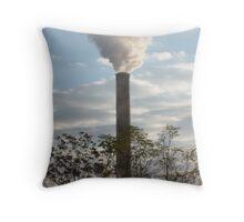 Look Ma! It's a Cloud Maker! Throw Pillow