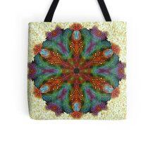 Renaissance Mandala Tote Bag