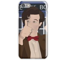 Doctor Who - Matt Smith iPhone Case/Skin