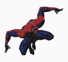 Friendly Neighborhood Spiderman Kids Clothes