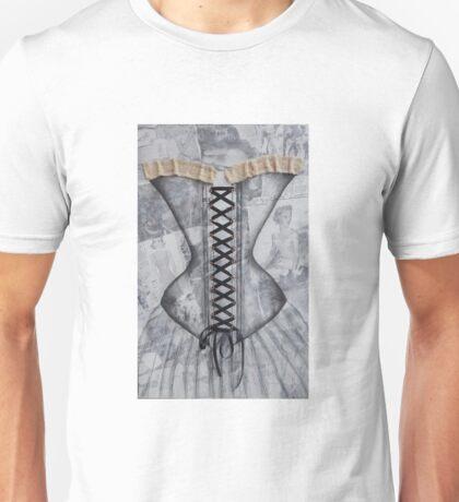 Beneath the Taffeta  Unisex T-Shirt