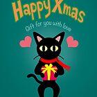 Happy Xmas by BATKEI