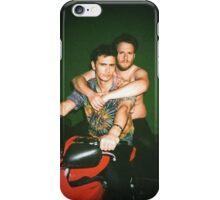 James Franco & Seth Rogan iPhone Case/Skin