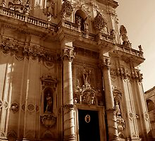 Lecce Cathedral by willd
