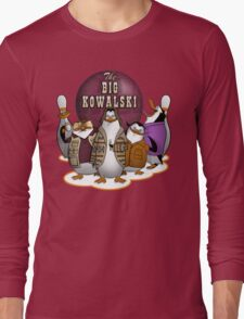 The Big Kowalski Long Sleeve T-Shirt