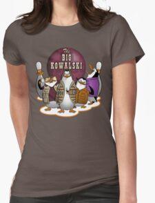The Big Kowalski Womens Fitted T-Shirt