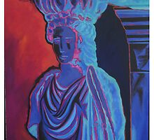 Caryatid 1 by Jane Saunders