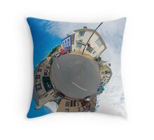 Kilcar Main Street - Sky Out Throw Pillow