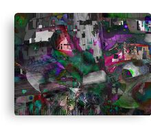 After The Quake Canvas Print