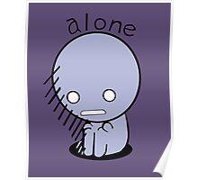 Kuroki's Alone Shirt Poster