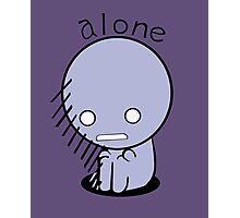 Kuroki's Alone Shirt Photographic Print