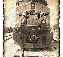 Last Train by Wendy J. St. Christopher