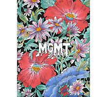 MGMT Photographic Print