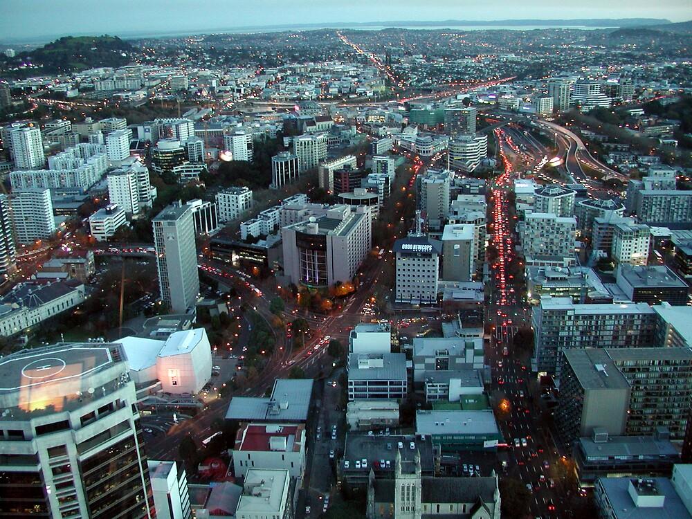 Auckland by LizzyM