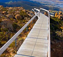 Mount Wellington - Hobart by Darren Stones