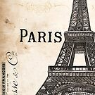 Paris Ooh, La La 1 by Debbie DeWitt