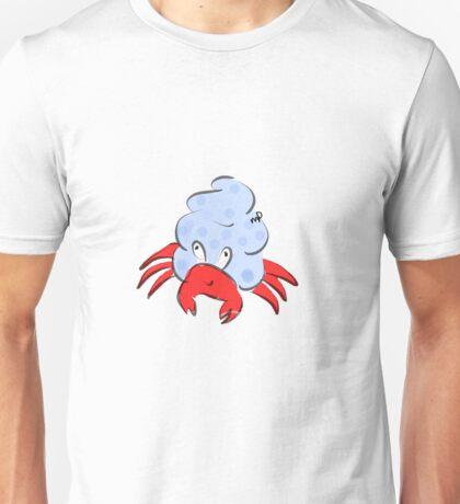 Happy Hermit Crab Unisex T-Shirt
