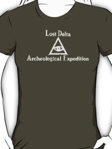 Lost Delta Expedition  T-Shirt