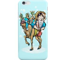 A One Piece Holiday iPhone Case/Skin