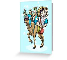 A One Piece Holiday Greeting Card