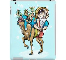 A One Piece Holiday iPad Case/Skin