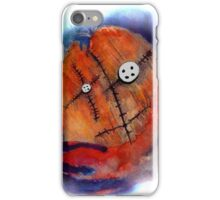 Stitches - Faded iPhone Case/Skin