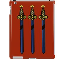 3 SWORDS.  iPad Case/Skin