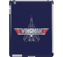 Top Gun Wingman iPad Case/Skin