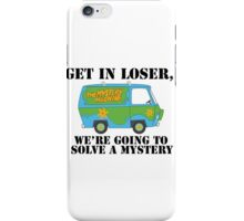 Scooby Doo Mystery Machine - Mean Girls iPhone Case/Skin