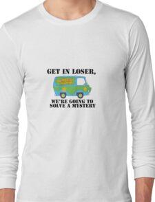 Scooby Doo Mystery Machine - Mean Girls Long Sleeve T-Shirt