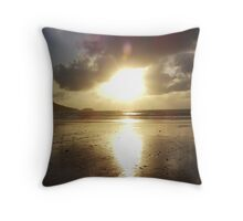Patong Sunset Throw Pillow