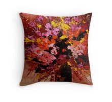 bunch 672 Throw Pillow