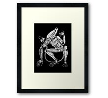 Alien - Xenoscorpial version Framed Print