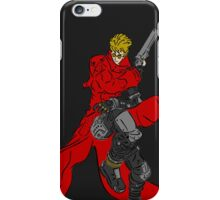 Vash The Stampede Celtic full colored iPhone Case/Skin