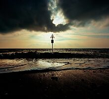 Mersea Island by Nigel Bangert