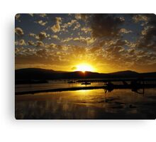 Airley Beach - Sunset ~  Canvas Print