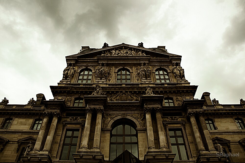 Louvre 2  by SRaphael