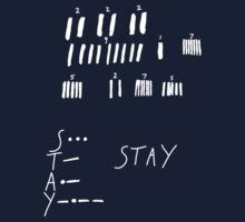 STAY - Interstellar - white by 44lucy44