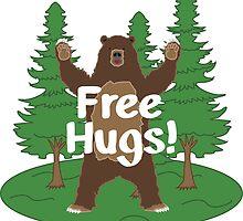 Free Hugs! by WondraBox