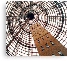 Through the Roof Canvas Print