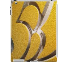 Gold Feathers iPad Case/Skin